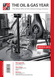 The Oil & Gas Year Mexico 2012 Cover
