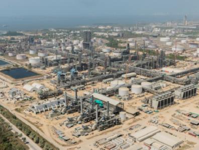 The Cartagena refinery