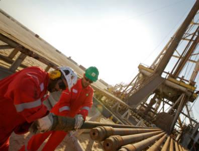 Khazzan gasfield in Oman