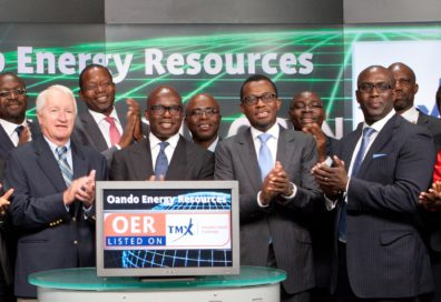 Oando Energy Resources executives