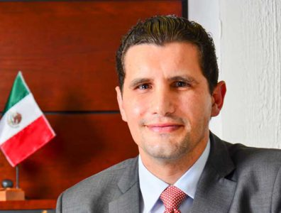 Arturo Henríquez Autrey Chief Procurement Officer PEMEX OFFICE OF CORPORATE PROCUREMENT