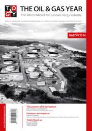 The Oil & Gas Year Gabon 2014 Book Cover