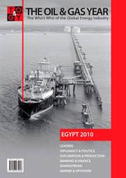 The Oil & Gas Year Egypt 2010 Book Cover