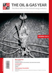 The Oil & Gas Year Nigeria 2013 Book Cover