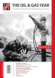 The Oil & Gas Year Malaysia 2014 Book Cover