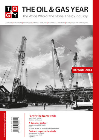 The Oil & Gas Year Kuwait 2014