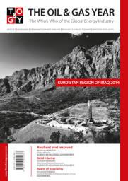 The Oil & Gas Year Kurdistan Region of Iraq 2014 Book Cover