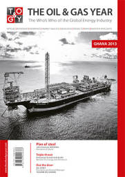 The Oil & Gas Year Ghana 2013 Book Cover