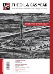 The Oil & Gas Year Eagle Ford, Texas 2014 Book Cover