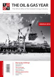 The Oil & Gas Year Angola 2014 cover