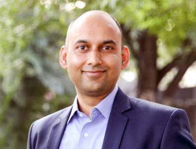 Vivek VENKATACHALAM Managing Director IOT INFRASTRUCTURE & ENERGY SERVICES