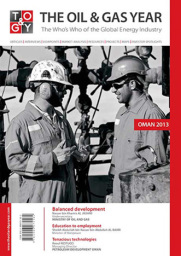The Oil & Gas year Oman 2013 Book Cover