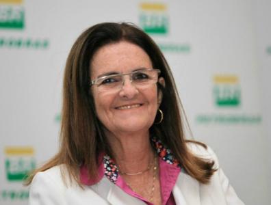 Maria das Graças Foster, former CEO of Petrobras