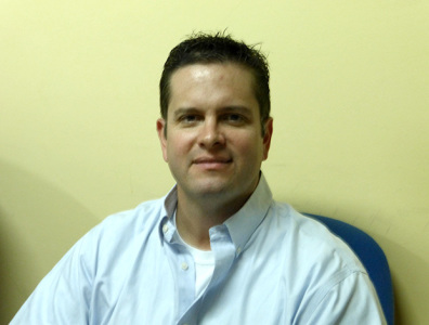 Wallace Trew, district manager, Nalco Champion EG, Equatorial Guinea