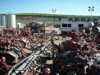 The US shale oil industry is being hurt by OPEC production levels.