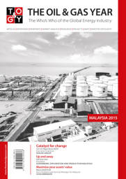 The Oil & Gas Year Malaysia 2015 Cover