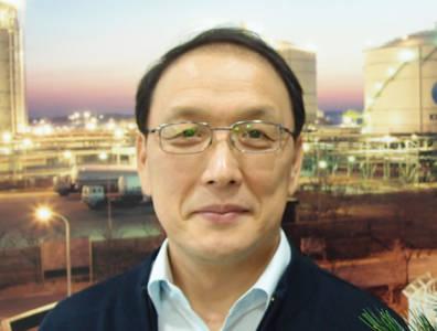 Myeongnam Kim, managing director of the Korea Gas Corporation (KOGAS)