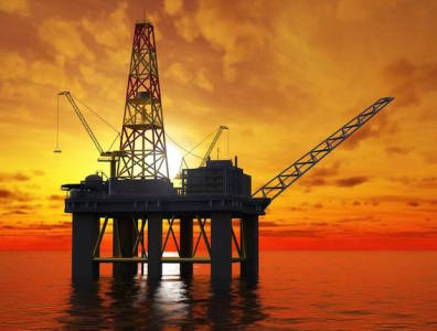 Offshore rig generic picture