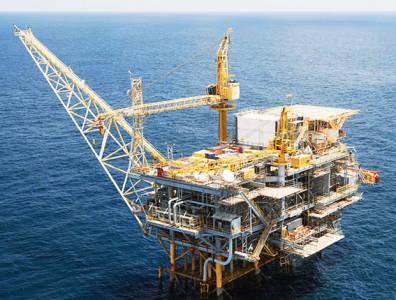 Field offshore Trinidad