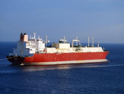 Qatar LNG carrier