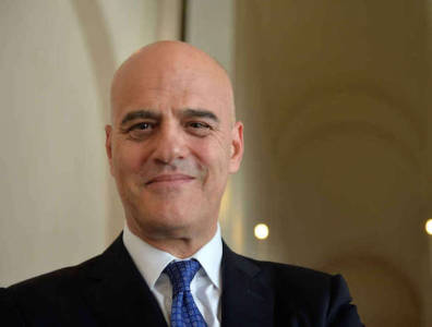 Eni CEO Descalzi