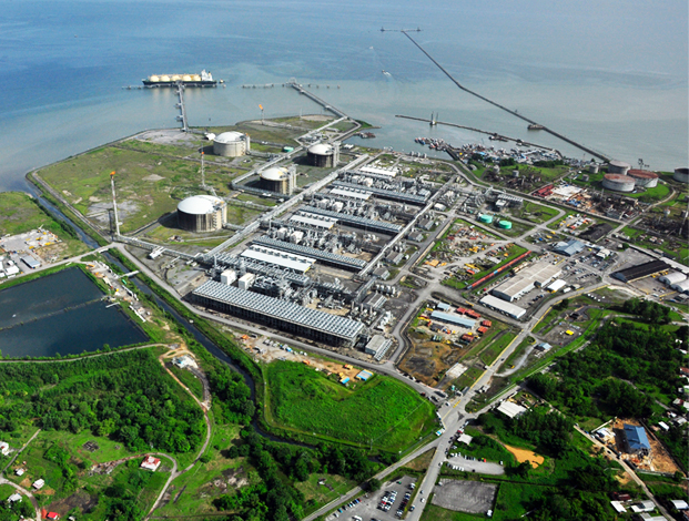 Atlantic LNG plant, Point Fortin, Trinidad and Tobago