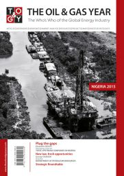 The Oil & Gas Year Nigeria 2015 Cover