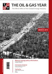 The Oil & Gas Year Mexico 2015 Cover