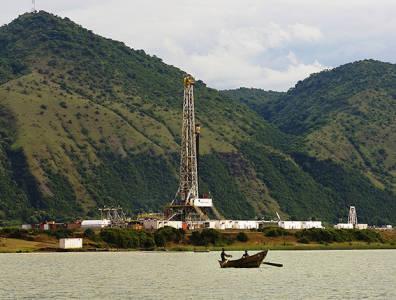 Oil Uganda Total FID