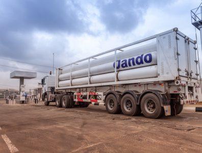 Oando truck
