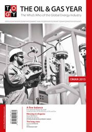 The Oil & Gas Year Oman 2015 Cover