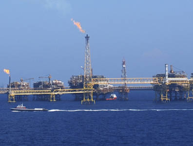 Cantarell is a large, heavy oilfield, located 100 kilometres off the coast of the Yucatan Peninsula.