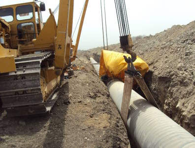 The pipeline will not be able to send gas until December of 2017, when sanctions are expected to lift.