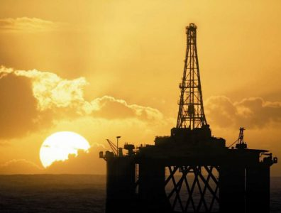 generic offshore rig