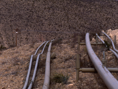 Iran and Iraq signed an agreement over the exports of natural gas in 2013.