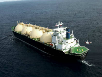 Woodside hints at Texas LNG facility
