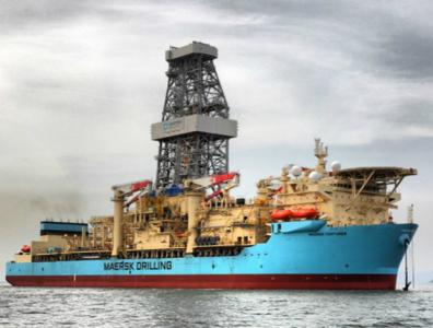 Maersk Venturer set for 4-year Ghana campaign