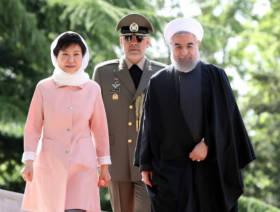 South Korea, Iran strengthen energy ties