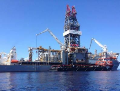 Transocean drillship Deepwater Invictus