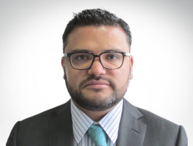 Sergio Pimental Vargas, commissioner of the National Hydrocarbons Commission