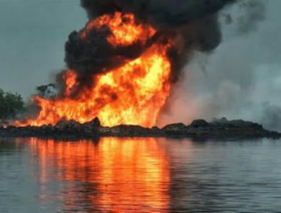 Nigeria pipeline blast