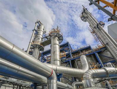 Soyo refinery Angola