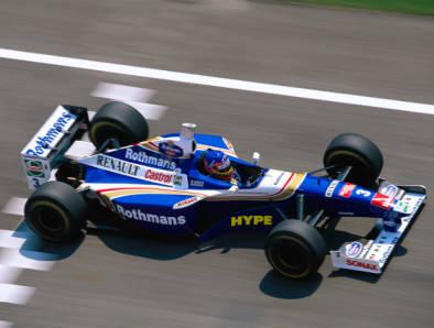 Sidetrack Sunday: BP back in Formula 1