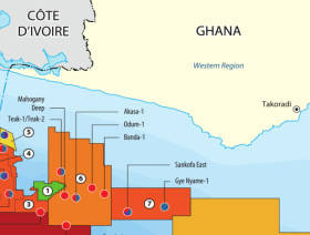 Ghana's GOIL to seek deepwater partner