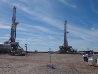 Vaca Muerta nears record frac stages