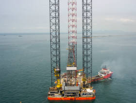 New seismic ship in action in Malaysia