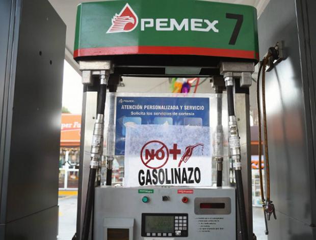 Mexico fuel crisis