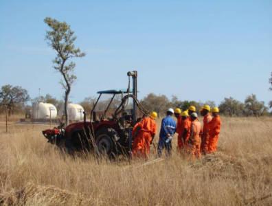 Aminex on track for Tanzania development