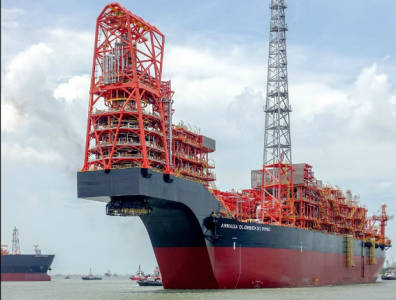 Eni makes major oil find in Angola deepwater