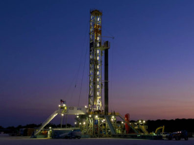 Eagle Ford Drilling Rig 2